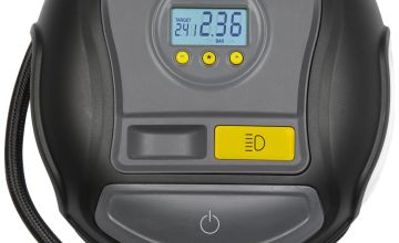 Ring RTC600 Digital Tyre Inflator with Autostop