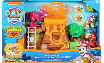 PAW Patrol Dino Rescue Volcano Playset