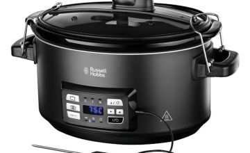 Russell Hobbs 6.5L Sous Vide Slow Cooker - Black