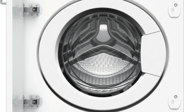 Beko WTIK72111 7KG Spin Integrated Washing Machine - White