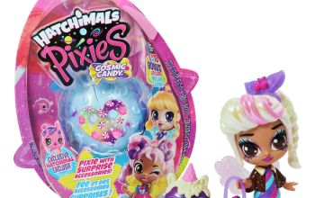 Hatchimals CollEGGtibles Cosmic Candy Pixies