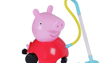 Peppa Pig Peppa's Vacuum Cleaner Activity Toy