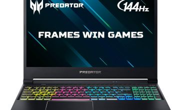 Predator Helios 300 i7 16GB 1TB 256GB RTX2060 Gaming Laptop