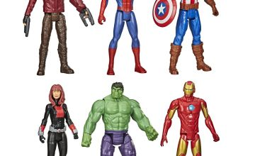 Marvel Avengers Hero Multipack V2