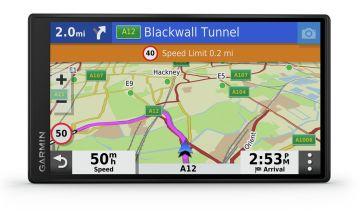Garmin DriveSmart 55 MT-S 5.5 Inch Sat Nav EU Maps & Traffic