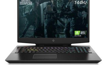 HP Omen 17.3in i7 16GB 1TB 512GB RTX2070 Super Gaming Laptop
