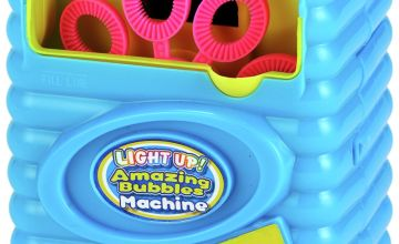 Chad Valley Light Up Bubble Machine