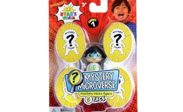 Ryans World Micro Mystery Figure - 5 pack
