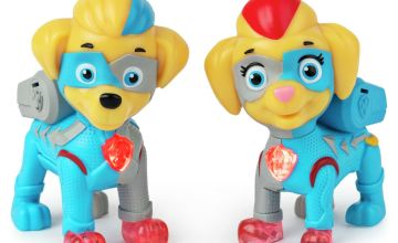 PAW Patrol Mighty Twins Light Up Figure - 2 Pack