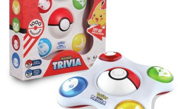 Pokemon Trainer Trivia Game