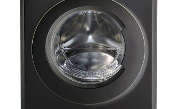 Indesit XWDE861480XK 8KG/6KG 1400 Spin Washer Dryer - Black