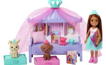 Barbie Princess Adventure Chelsea Doll