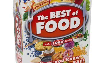 LOGO Best of Food Board Game