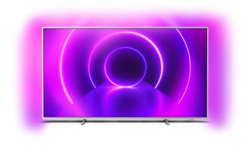 Philips 58 Inch 58PUS8505 Smart 4K Ultra HD LED TV - Silver