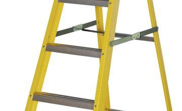 Werner Fibreglass Step Ladder