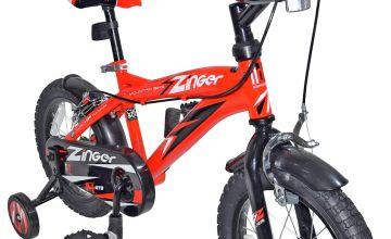 Click n Go 14 Inch Zinger Kids Bike