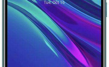 SIM Free Huawei Y6 32GB Mobile Phone - Blue