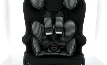 Cuggl Partridge Group 1/2/3 ISOFIX Car Seat - Black