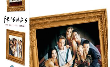 Friends The Complete Series Seasons 1-10 DVD Box Set