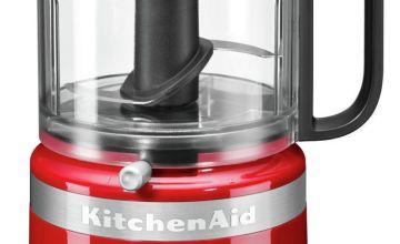 KitchenAid 5KFC3516BER Electric Mini Chopper - Red