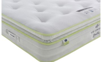 Silentnight EcoComfort Breathe 2000 Pillowtp Tufted Mattress