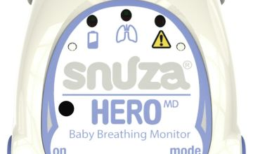 Snuza HeroMD Mobile Baby Breathing Monitor