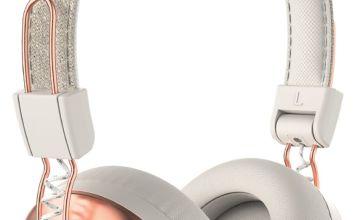 Marley Positive Vibration 2.0 Wireless Headphones – Copper