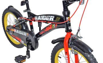 Click n Go Street Raider 16 inch Wheel Size Kids Bike