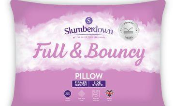 Slumberdown Full and Bouncy Firm Pillow