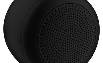 Juice Jumbo Marshmallow Bluetooth Speaker - Black