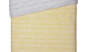 Argos Home Dot Dash Printed Bedding Set