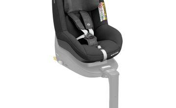 Maxi-Cosi Pearl Smart i-Size Car Seat - Nomad Black