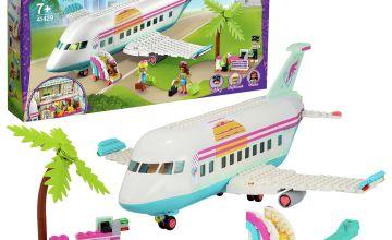 LEGO Friends Heartlake City Jet Plane Toy - 41429