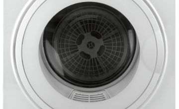 Bush TD3CNBW 3KG Vented Tumble Dryer - White