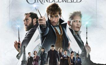 Fantastic Beasts: The Crimes of Grindelwald 4K UHD Blu-Ray