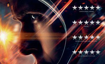First Man DVD