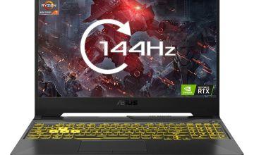ASUS TUF A15 15.6in Ryzen 7 16GB 512GB RTX2060 Gaming Laptop