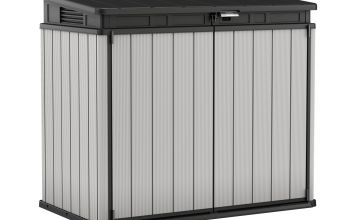 Keter Store It Out Premier XL Storage Shed 1150L – Grey