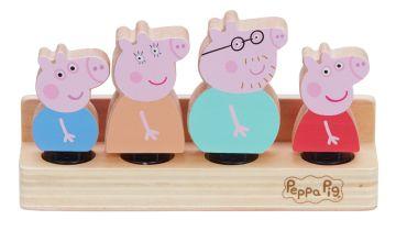 Peppa Pig Peppa's Wood Play Family Figure Pack