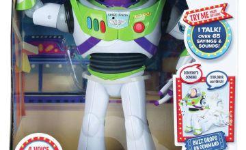 Disney Toy Story 4 Interactive Buzz Lightyear