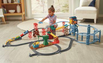 Thomas & Friends Mad Dash on Sodor Playset