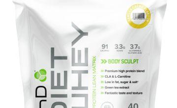 PHD Vanilla Diet Whey - 1kg