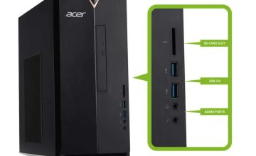 Acer Aspire TC-390 Ryzen 5 8GB 1TB Desktop PC