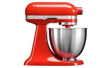 KitchenAid Mini Stand Mixer - Hot Sauce