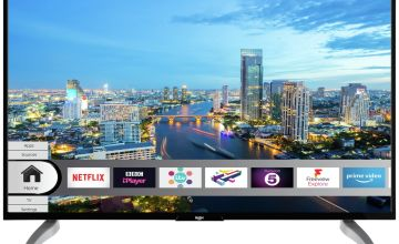 Bush 43 Inch Smart 4K HDR LED TV