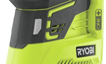 Ryobi R18PS0 ONE+ Palm Sander Bare Tool - 18V