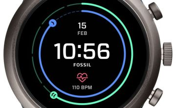 Fossil 43mm Sport Smart Watch
