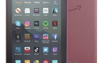 Amazon Fire 7 with Alexa 7 Inch 32GB Tablet - Plum