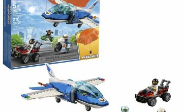 LEGO City Police Parachute Arrest  Building Set - 60208
