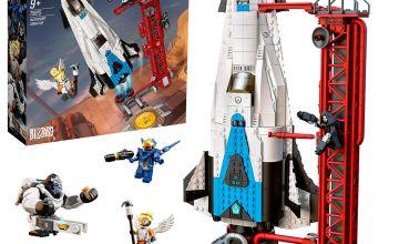 LEGO Overwatch Watchpoint: Gibraltar Toy - 75975